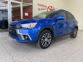 Used 2018 Mitsubishi RVR * SE LTD * AWD * MAGS * CAMERA DE RECUL * for sale in Mirabel, QC