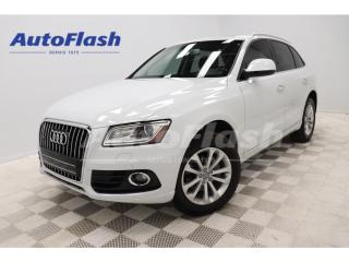 Used 2015 Audi Q5 PROGRESSIV-PLUS *GPS/CAMERA *TOIT-PANO-ROOF for sale in St-Hubert, QC