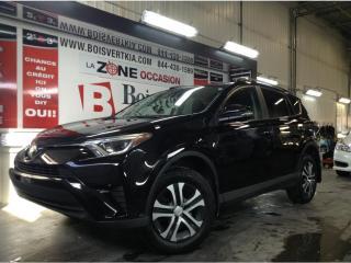 Used 2017 Toyota RAV4 RAV-4 LE AWD DÉMARREUR DIST, SIEGE CHAUFFANT ! for sale in Blainville, QC
