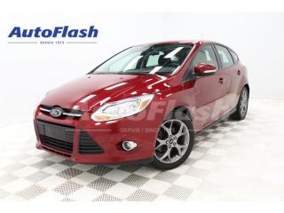 Used 2013 Ford Focus *SE *MAGS *AUTO *CRUISE *A/C * for sale in St-Hubert, QC