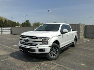 Used 2020 Ford F-150 Lariat SPORT CREW 4WD for sale in Cayuga, ON