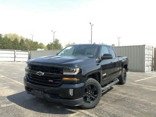 Used 2019 Chevrolet Silverado 1500 LD DBLE CAB Z71 4WD for sale in Cayuga, ON
