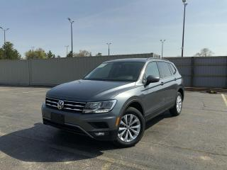 Used 2018 Volkswagen Tiguan Trendline 2WD for sale in Cayuga, ON