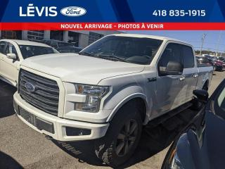 Used 2015 Ford F-150 4WD SUPERCREW 157