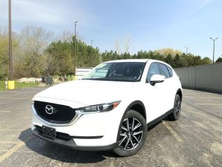 Used 2018 Mazda CX-5 GS Luxury AWD for sale in Cayuga, ON
