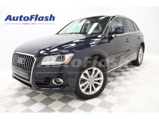Used 2016 Audi Q5 *PROGRESSIV *QUATTRO *TOIT-PANO-ROOF *BLUETOOTH for sale in St-Hubert, QC