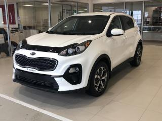 Used 2021 Kia Sportage LX FWD for sale in Beauport, QC