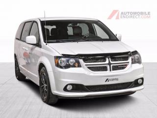 Used 2019 Dodge Grand Caravan GT Cuir Stow N'Go A/C Mags Caméra for sale in Île-Perrot, QC