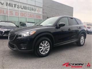 Used 2016 Mazda CX-5 GX+AUTOMATIQUE+AWD+AIR CLIMATISÉ+MAGS 16+GR. ÉLEC for sale in St-Hubert, QC