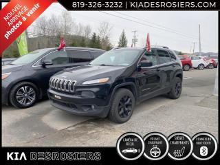 Used 2014 Jeep Cherokee *NORTH*LATITUDE*AWD*BANC&VOLANT CHAUFFAN for sale in Val-David, QC