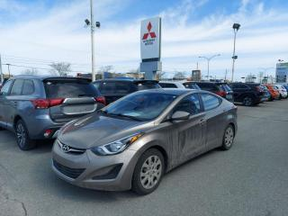 Used 2015 Hyundai Elantra GL MANUELLE for sale in Sherbrooke, QC