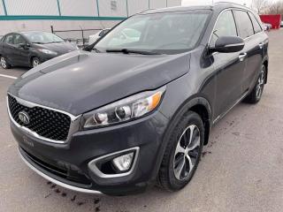 Used 2018 Kia Sorento ** EX+ *AWD * TOIT PANO * CUIR * CERTIFI for sale in Québec, QC