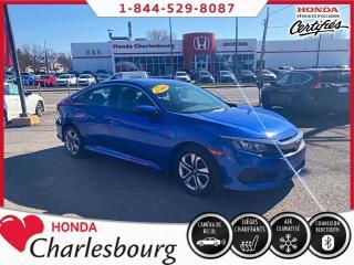Used 2017 Honda Civic LX AUTOMATIQUE**UN PROPRIÉTAIRE**AUCUN A for sale in Charlesbourg, QC