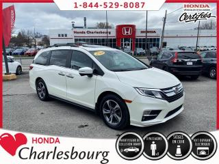 Used 2018 Honda Odyssey EX-L NAVIGATION***0 ACCIDENT**40 399 KM* for sale in Charlesbourg, QC