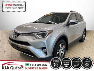 Used 2016 Toyota RAV4 *XLE * AWD * TOIT OUVRANT * AC * CAMERA for sale in Québec, QC