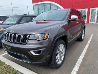 Used 2017 Jeep Grand Cherokee ** LIMITED * CUIR * TOIT * VOLANT CHAUFF for sale in Québec, QC
