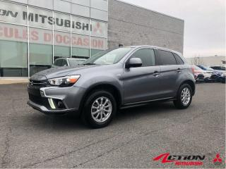 Used 2018 Mitsubishi RVR SE A/C+SIÈGE CHAUFFANT+BLUETOOTH+MAGS+APPLE CARPLA for sale in St-Hubert, QC