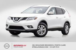 Used 2016 Nissan Rogue SV SIEGES CHAUFFANTS / CAMERA DE RECUL / BLUETOOTH / MAGS 17'' for sale in Montréal, QC