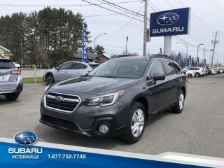 Used 2018 Subaru Outback 2.5i for sale in Victoriaville, QC