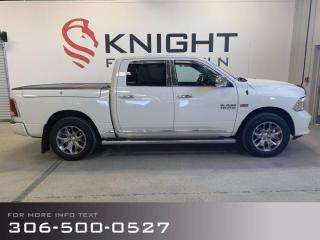 Used 2017 RAM 1500 Limited for sale in Moose Jaw, SK