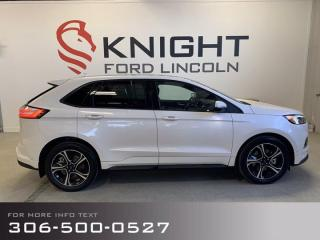 Used 2019 Ford Edge ST for sale in Moose Jaw, SK