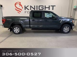 New 2021 Ford F-150 XLT, 6.5 Box! for sale in Moose Jaw, SK