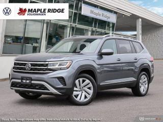 New 2021 Volkswagen Atlas HIGHLINE for sale in Maple Ridge, BC