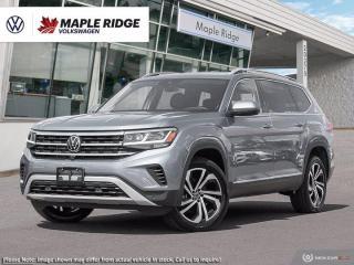New 2021 Volkswagen Atlas EXECLINE for sale in Maple Ridge, BC