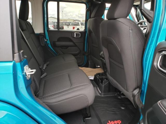 2020 Jeep Wrangler Unlimited Sahara  -  Android Auto - $363 B/W
