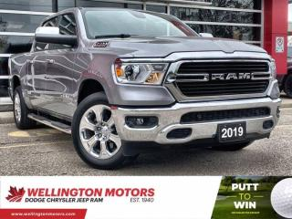 Used 2019 RAM 1500 Big Horn / Crew Cab / 4x4 / Hemi !! for sale in Guelph, ON
