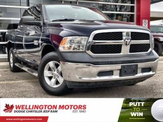 Used 2016 RAM 1500 ST | New Tire(s) | New Rear Pads & Rotors ... for sale in Guelph, ON