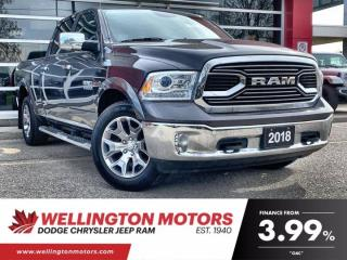 Used 2018 RAM 1500 Limited | 4x4 | Crew Cab | Eco-Diesel !! for sale in Guelph, ON