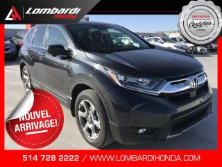 Used 2018 Honda CR-V EX-L|AWD|CUIR|TOIT|CAM| for sale in Montréal, QC