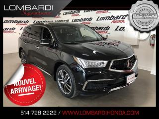 Used 2018 Acura MDX NAVI SH-AWD|CUIR|TOIT|CAM| for sale in Montréal, QC