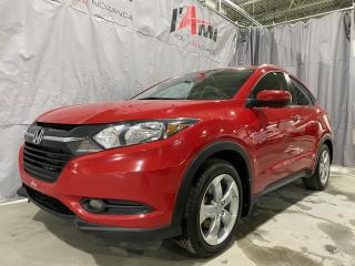 Used 2016 Honda HR-V 4WD 4dr CVT EX-L w-Navi for sale in Rouyn-Noranda, QC