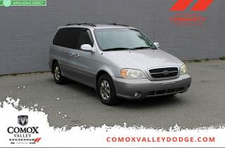Used 2005 Kia Sedona 4DR for sale in Courtenay, BC