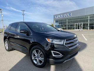 Used 2017 Ford Edge TITANIUM AWD 3,5L for sale in St-Eustache, QC