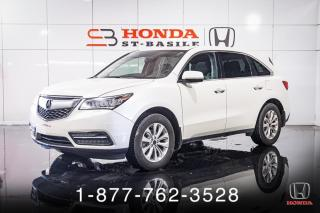 Used 2015 Acura MDX SH-AWD + CUIR + TOIT + MAGS + WOW! for sale in St-Basile-le-Grand, QC