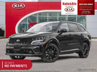 New 2021 Kia Sorento 2.5T SX w/Black Leather for sale in Mississauga, ON