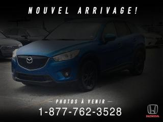 Used 2013 Mazda CX-5 GX + AWD + AUTO + A/C + MAGS + WOW! for sale in St-Basile-le-Grand, QC