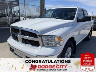 New 2021 RAM 1500 Classic SLT-4WD,Remote Start,Tow Package,B/U Cam for sale in Saskatoon, SK