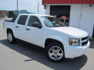 Used 2008 Chevrolet Avalanche LS $12,995+HST+LIC FEE / CERTIFIED / ALL WHEEL DRIVE for sale in North York, ON