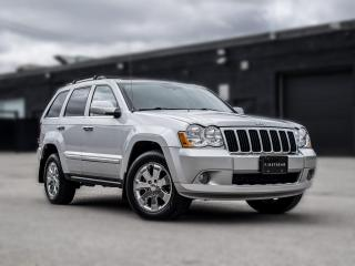 Used 2010 Jeep Grand Cherokee Limited I NO ACCIDENT for sale in Toronto, ON