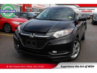 Used 2017 Honda HR-V 4WD 4dr CVT EX for sale in Whitby, ON