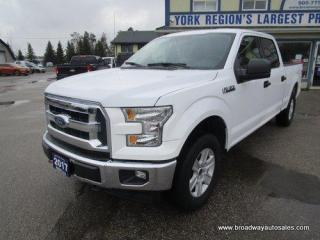 Used 2017 Ford F-150 GREAT VALUE XLT EDITION 5 PASSENGER 5.0L - V8.. 4X4.. CREW-CAB.. 6.6