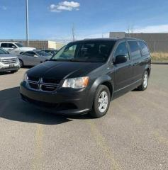 Used 2011 Dodge Grand Caravan SXT | $0 DOWN - EVERYONE APPROVED! for sale in Calgary, AB