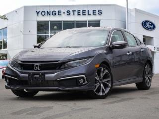 Used 2019 Honda Civic Sedan Touring for sale in Thornhill, ON