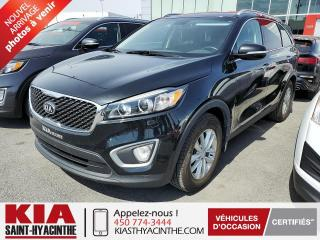 Used 2018 Kia Sorento ** EN ATTENTE D'APPROBATION ** for sale in St-Hyacinthe, QC