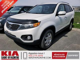 Used 2011 Kia Sorento LX ** GR ÉLECTRIQUE + A/C for sale in St-Hyacinthe, QC