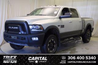 Used 2018 RAM 2500 Power Wagon for sale in Regina, SK